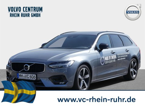 Volvo V90 R-Design D4 - EU6d-T 360Kamera