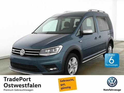 Volkswagen Caddy Alltrack UPE 45350 Euro