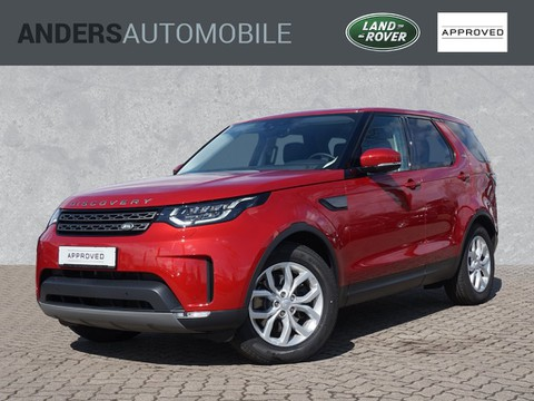 Land Rover Discovery 5 TD4 SE