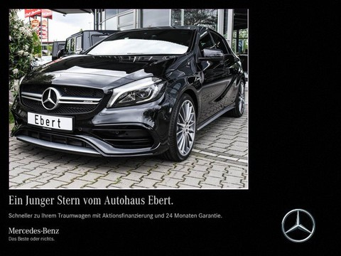 Mercedes A 45 AMG Mercedes