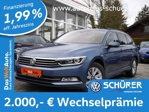 Volkswagen Passat Variant 1.4 TSI Comfortline Comfortline