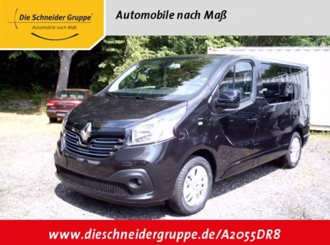 Renault Trafic 1.6 L1 dCi 145 Energy SpaceClass