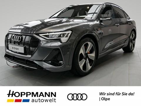 Audi e-tron Sportback S line 50 quattro