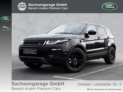 Land Rover Range Rover Evoque SE BLACK EDITION TD4