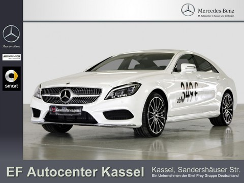 Mercedes CLS 250 d Final Edition
