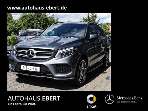 Mercedes GLE 350 d AMG-Line PSD TV