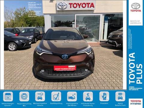 Toyota C-HR Hybrid Lounge
