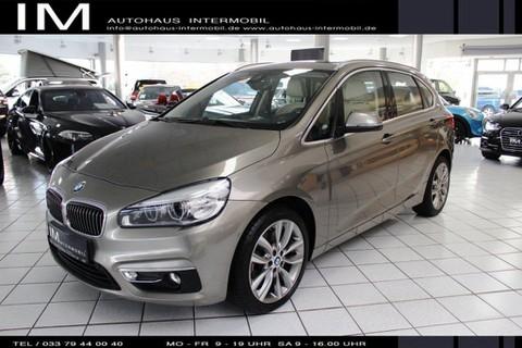 BMW 225 i Active Tourer Luxury Line Automatik H up L