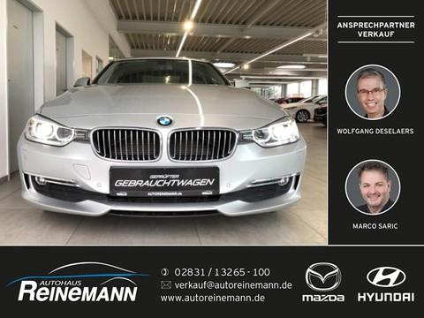 BMW 318 d Luxury Line