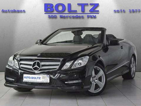 Mercedes-Benz E 200 BE Avantgarde ASC BiX