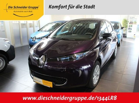 Renault ZOE Life zzgl Batteriemiete Option auf Limited