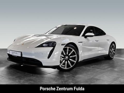 Porsche Taycan 4S - Beifahrer