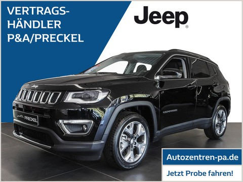 Jeep Compass 1.4 MultiAir Limited Apple Android