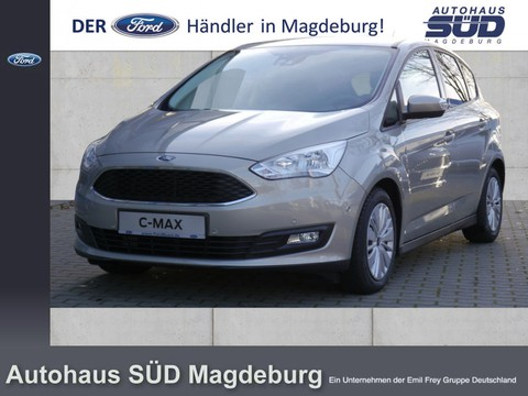 Ford C-Max 1.0 EcoBoost System COOL&CONNECT 92ÃŒrig