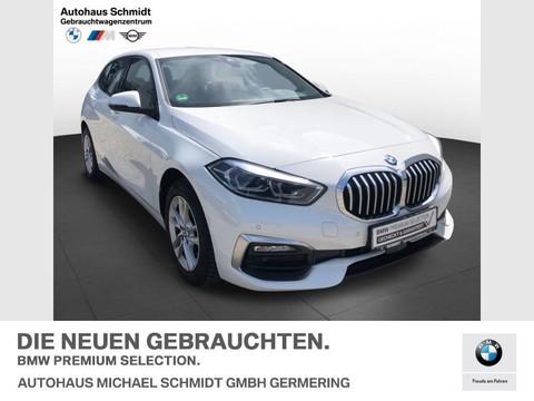 BMW 118 i Luxury Line Live Plus