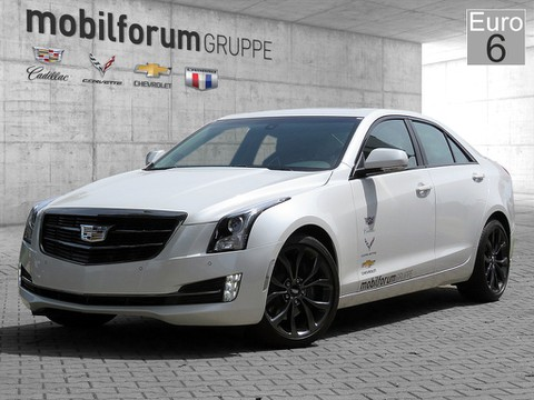 Cadillac ATS 2.0 T Luxury Carbon Black