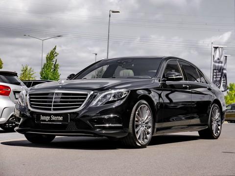 Mercedes S 500 (PLUG-IN HYBRID) e L AMG viele Extras