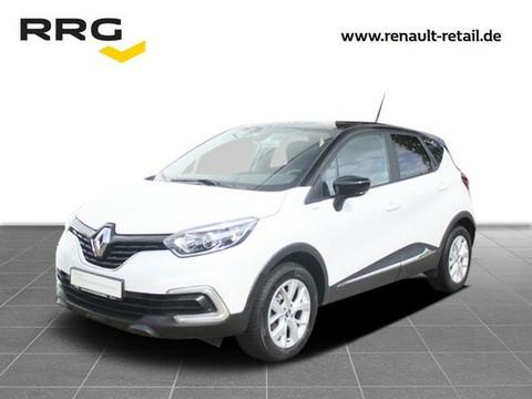 Renault Captur LIMITED TCe 90