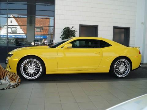 Chevrolet Camaro 6.2 Coupe V8 Automatik Der ist so günstig