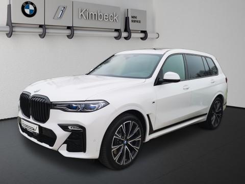 BMW X7 Laser Sitzbelüft NightVision