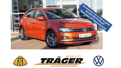 Volkswagen Polo 1.5 TSI Highline 7