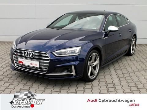 Audi S5 3.0 TFSI Sportback S Sitze