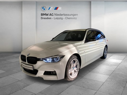 BMW 320 i xDrive Sportpaket M Sportbr