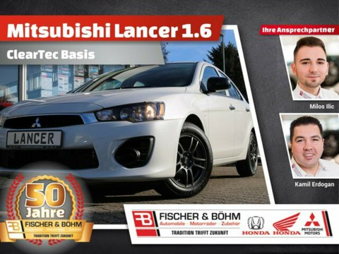 Mitsubishi Lancer 1.6 Basis Winterreifen
