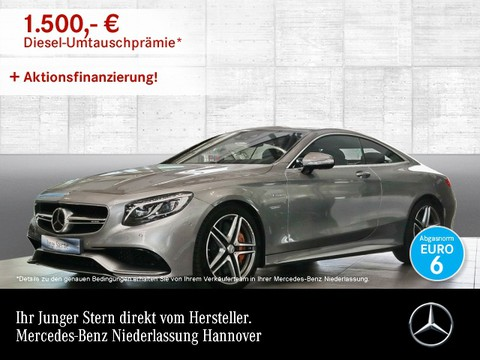 Mercedes S 63 AMG Cp