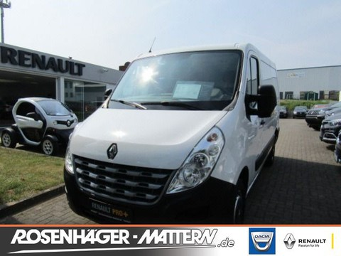 Renault Master 3.5 L1 dCi100 t 2xAirbag Holzboden