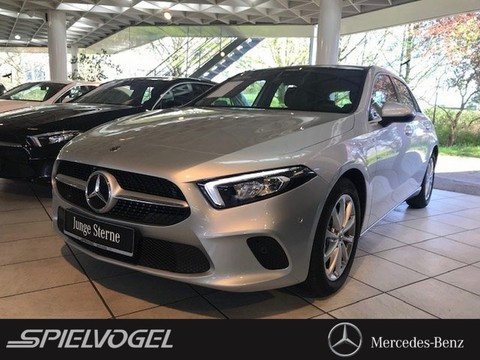 Mercedes-Benz A 220 PROGRESSIV BUSINESS PREM