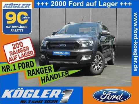 Ford Ranger Doka Wildtrak