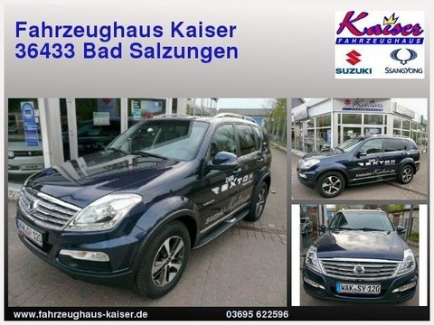 Ssangyong REXTON 2.2 W EXECUTIVE D 7AT