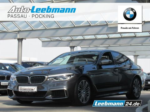 BMW M550 i xDrive Lim DA HK-HIFI