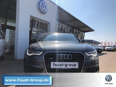 Audi A6 Avant Q S-Line