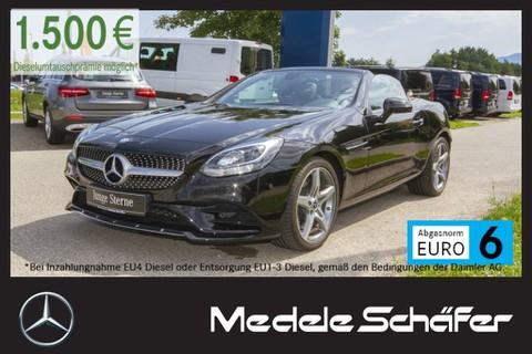 Mercedes SLC 180 AMG Line Totwink