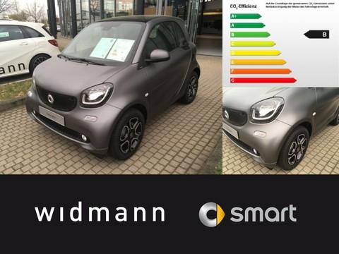 Smart ForTwo coupé 66kW turbo Automatik