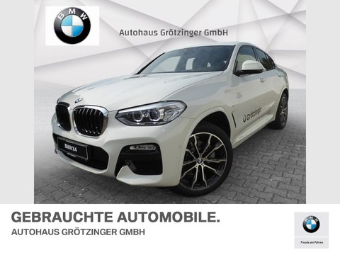 BMW X4 xDrive20d MSport M Sport Bus