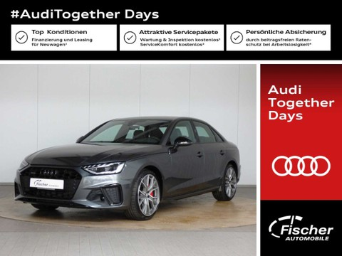 Audi A4 45 TFSI quattro S-line