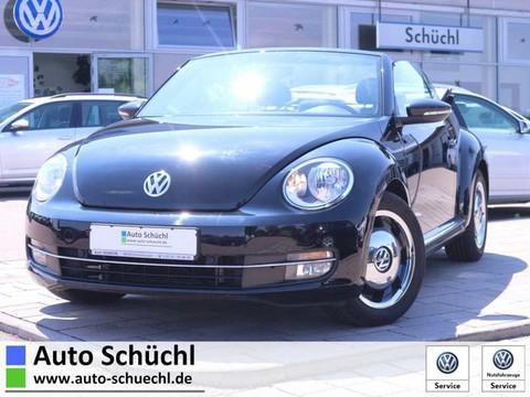 Volkswagen Beetle 1.2 TSI Cabrio CUP LICHT-REGEN