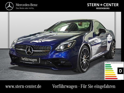 Mercedes-Benz SLC 180 ROADSTER AMG NIGHT-PAKET