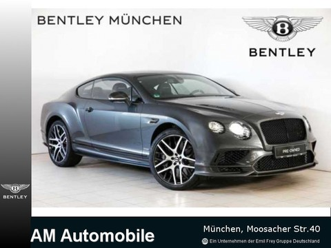 Bentley Continental Supersports undefined