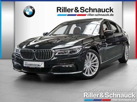 BMW 750 iA SITZBELÜ