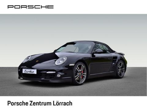 Porsche 997 (911) Turbo Cabrio