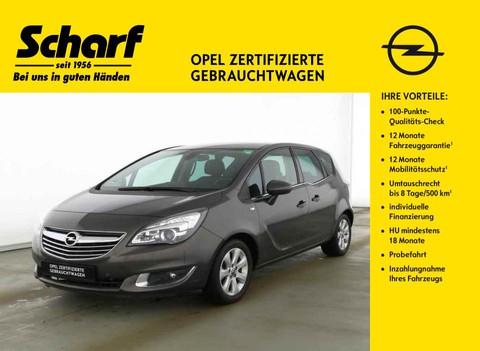 Opel Meriva B Inno
