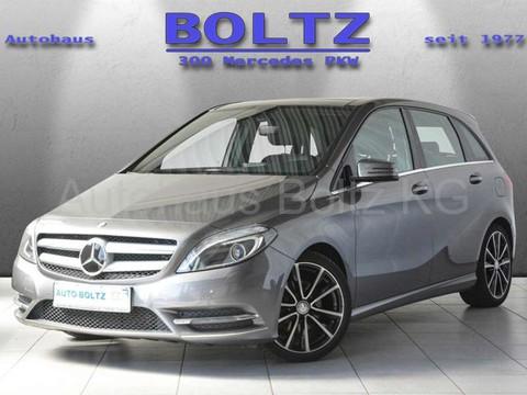 Mercedes-Benz B 200 BE Parkass