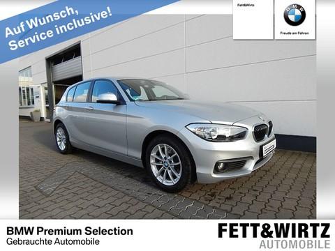 BMW 116 i Advantage RadiProf 16