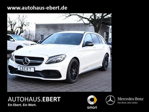 Mercedes C 63 AMG Mercedes S Carbon-Paket