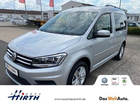 Volkswagen Caddy 2.0 TDI Comfortline A
