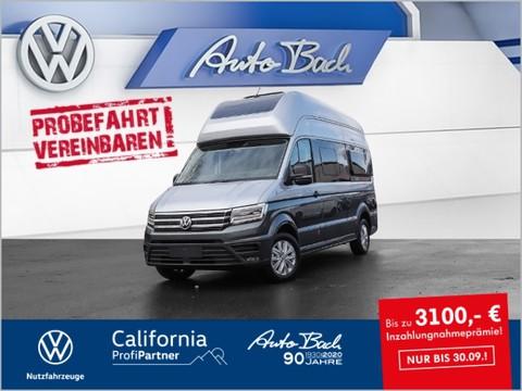 Volkswagen California Grand California 600 Hochbett